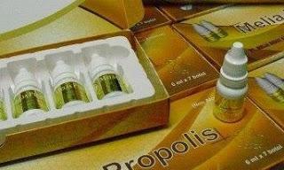 propolis melia kemasan terbaru